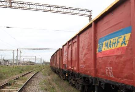 Ministerul Transporturilor: Un pachet de 51% din actiunile CFR Marfa ar putea fi vandut pe bursa