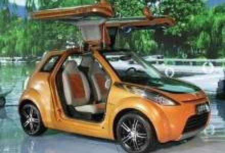 Chinezii de la Geely vor avea in 2 ani o masina de 1.700 euro