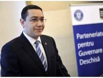 Victor Ponta a facut mai...