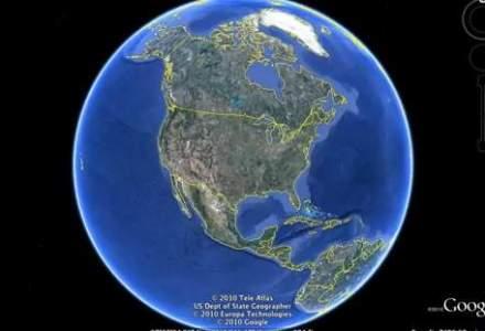 Urmele unei civilizatii necunoscute, descoperite prin Google Earth