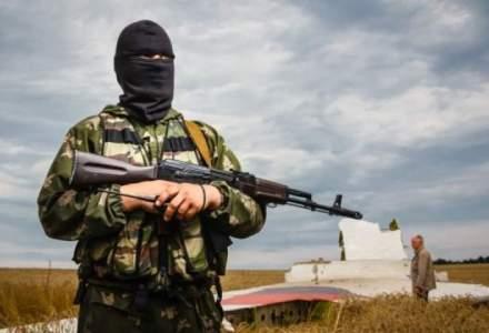Rusia isi testeaza noile arme in regiunile separatiste Donetk si Lugansk