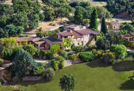 Johnny Depp si-a scos la vanzare proprietatea din sudul Frantei, vrea 26 MIL. dolari