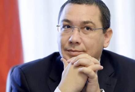 """Ilie Sarbu: Premierul nu vine in tara, pentru ca """"deocamdata nu poate calca pe picior trei saptamani"""""""