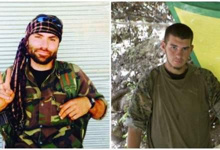 Cine sunt romanii care lupta voluntar contra Statului Islamic (REPORTAJ)