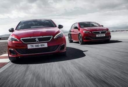 Peugeot prezinta 308 GTi by Peugeot Sport