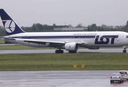 LOT Polish Airlines va opera din ianuarie curse pe ruta Cluj-Napoca - Varsovia