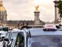 Taximetristii francezi au...