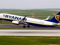 Un avion Ryanair a fost...