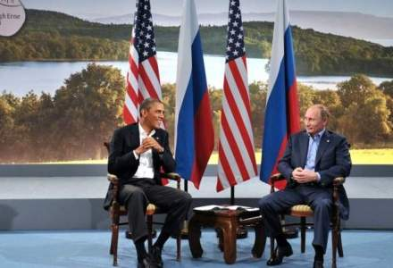 Vladimir Putin si Barack Obama au discutat la telefon despre relatiile ruso-americane si situatia din Ucraina