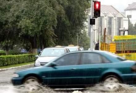 Cod galben de inundatii, in judetele Mures, Alba, Brasov si Sibiu