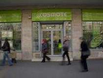 Cosmote's first-quarter...