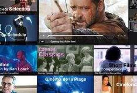 Festivalul de Film de la Cannes a inceput cu proiectia peliculei Robin Hood