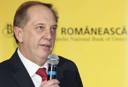Banca Romaneasca poate infrunta default-ul Greciei cu un nivel al solvabilitatii dublu fata de cerintele BNR
