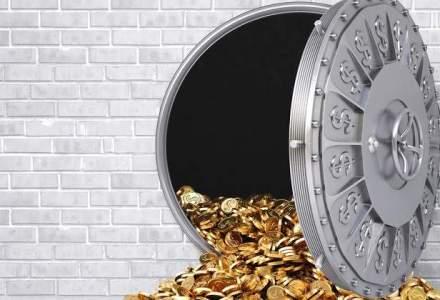 Decat sa bage bani in depozitele bancilor, romanii mai bine le cumparau actiunile in 2015