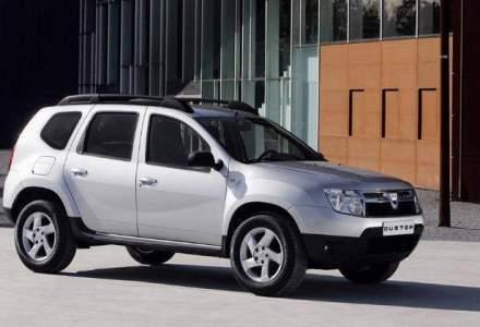 Dacia, inmatriculari in scadere in Franta
