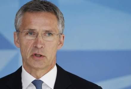 Secretarul general al NATO, Jens Stoltenberg, se afla in Romania