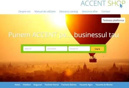 Accent Travel si-a facut magazin de rezervari