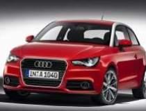 Audi A1 poate fi comandat in...