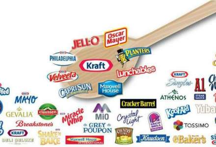 Heinz si Kraft Foods au fuzionat, creand a cincea mare companie de alimente si bauturi din lume