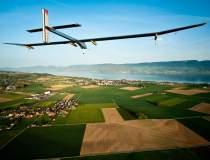 Record: un avion solar a...