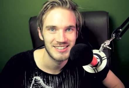 """Milionar din YouTube: Povestea suedezului Felix """"PewDiePie"""" Kjelllberg, tanarul care castiga milioane de dolari din clipuri despre jocuri video. Si asta nu e tot"""