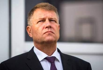 Presedintele Klaus Iohannis l-a primit, la Suceava, pe Nicolae Timofti