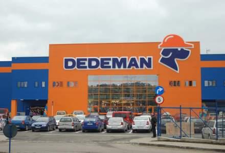Dedeman relocheaza primul magazin de peste 5.000 mp din Romania si inaugureaza pe 10 iulie o noua unitate, in urma unei investitii de 13 mil. euro