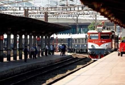 Subventii mai mici pentru transportul feroviar. Companiile cu cele mai mari taieri