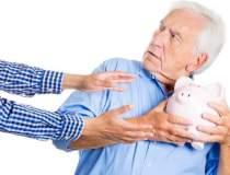 Pensionarii ar putea primi...