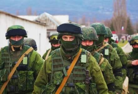 Zeci de militari rusi au dezertat de teama sa nu fie trimisi in Ucraina