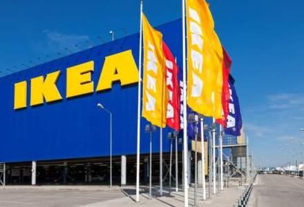 Ikea: 7% din vanzarile totale au fost online