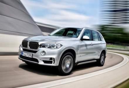 Primul plug-in hybrid BMW poate fi comandat in Romania. Impozitul anual este de 9 lei