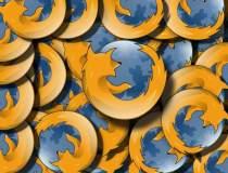 Browserul web Mozilla Firefox...
