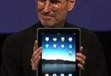 iPad-ul de la Apple se vinde mai bine decat Mac