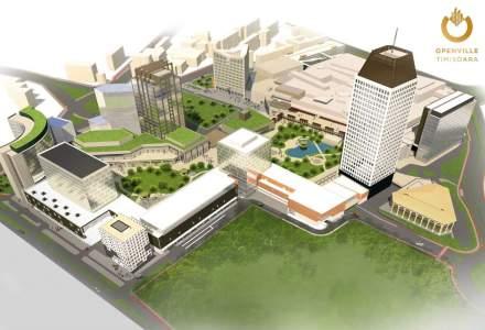 Iulian Dascalu construieste un ansamblu imobiliar de 220 mil. euro in Timisoara. Cum arata proiectul din vestul tarii