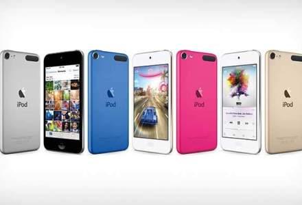 Apple lanseaza un nou iPod Touch cu camera de 8 MP