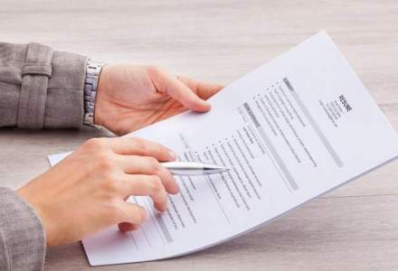 10 informatii care nu trebuie sa iti lipseasca din Curriculum Vitae cand vrei sa te angajezi