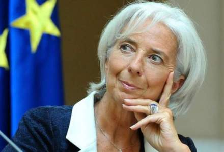 Christine Lagarde: FMI vrea restructurarea datoriilor Greciei, dar nu taierea directa a acestora