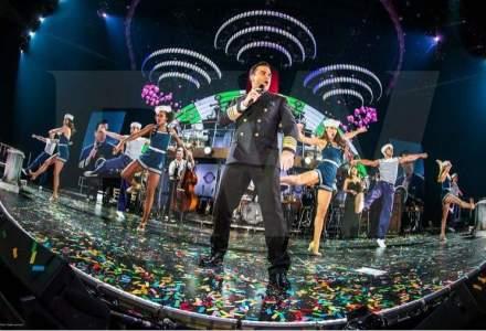 Ce afaceri au companiile care organizeaza concertul lui Robbie Williams la Bucuresti