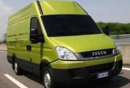 Cefin livreaza 70 camioane Iveco in valoare de peste 4 mil. euro