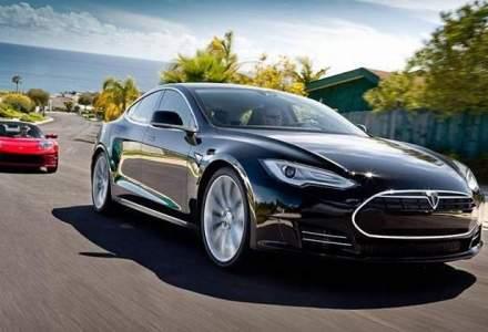 Tesla Model S va fi greu de prins din urma: sprintul pana la 100 km/h coboara sub 3 secunde