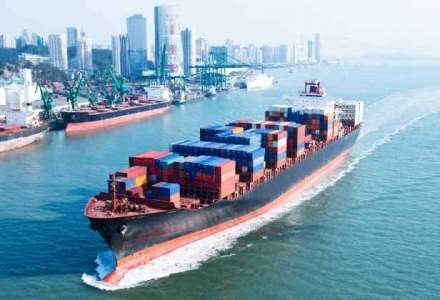 Traficul de cereale prin porturile maritime s-a dublat in primul semestru al anului