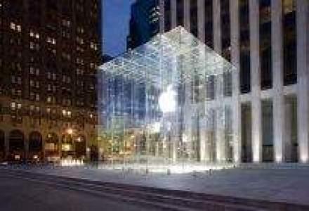 Apple ia fata Microsoft si devine cea mai valoroasa companie IT a lumii