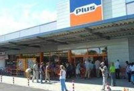 Plus opens new discount store in Romania