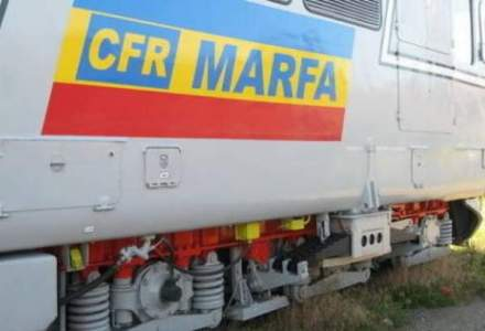 "CFR Infrastructura ""crediteaza"" CFR Marfa cu 166 milioane de lei pe an"