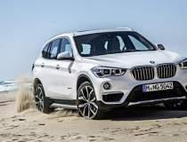 Noul BMW X1 va fi disponibil...