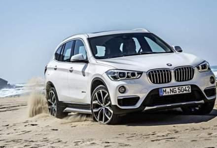 Noul BMW X1 va fi disponibil in Romania la finalul lui octombrie
