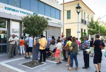 Criza din Grecia: activitatea bancilor ramane blocata