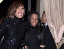 Fiica lui Whitney Houston a...