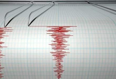 Cutremur cu magnitudinea de 3,7 grade in Vrancea